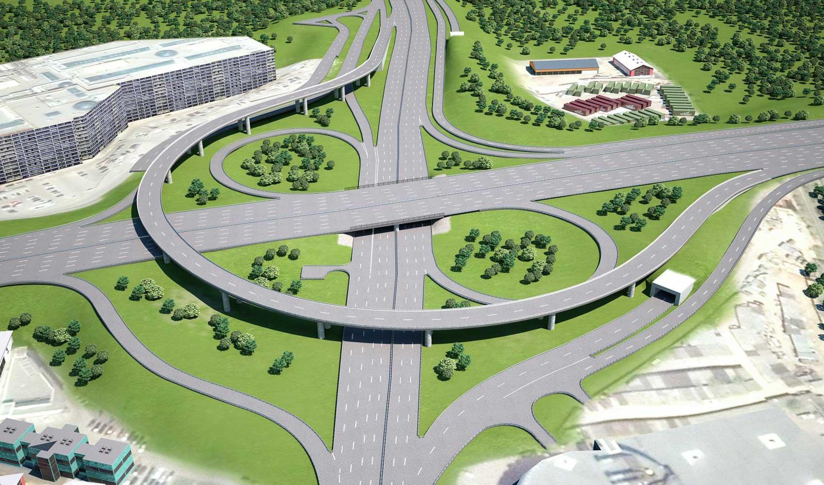 схема дорог дмитров