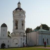 На выходные в Коломенское